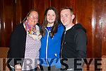 Enjoying the Fundraising Quiz night in aid of Amy at the Na Gaeil Clubhouse on Thursday were