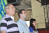 ATENCAO EDITOR FOTO EMBARCADA PARA VEICULOS INTERNACIONAIS - <br /> Rio de Janeiro (RJ) 17.09.2012. Debate/Candidato Marcelo Fleixo do Psol.<br /> <br /> -Debate do Cadidato a Prefeito do Rio de Janeiro, Marcelo Fleixo do PSOL. No Col&eacute;gio Lemo de Castro nesta manh&atilde; de segunda feira dia (17.09), em Madureira,Zona Norte do Rio de Janeiro. Foto: ARION MARINHO / BRAZIL PHOTO PRESS.