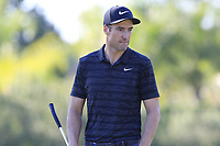 Ross Fisher (ENG) on the 17th green during Thursday's Round 1 of the 2018 Turkish Airlines Open hosted by Regnum Carya Golf &amp; Spa Resort, Antalya, Turkey. 1st November 2018.<br /> Picture: Eoin Clarke | Golffile<br /> <br /> <br /> All photos usage must carry mandatory copyright credit (&copy; Golffile | Eoin Clarke)