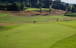 GROESBEEK  - green Oost 9 met hole Oost 3. ,  Golf op Rijk van Nijmegen.   COPYRIGHT KOEN SUYK