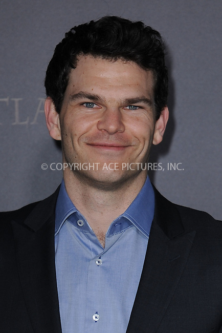 WWW.ACEPIXS.COM<br /> April 1, 2015 New York City<br /> <br /> Josh Helman attending STARZ Original series &ldquo;Outlander&rdquo; celebration of &ldquo;Droughtlander&rdquo; at a special premiere screening of &ldquo;The Reckoning&rdquo; at The Ziegfeld Theater on  April 1, 2015 in New York City.<br /> <br /> Please byline: Kristin Callahan/AcePictures<br /> <br /> ACEPIXS.COM<br /> <br /> Tel: (646) 769 0430<br /> e-mail: info@acepixs.com<br /> web: http://www.acepixs.com