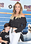 WESTWOOD, CA - JUNE 30: Teddi Jo Mellencamp attends the Columbia Pictures and Sony Pictures Animation's world premiere of 'Hotel Transylvania 3: Summer Vacation' at Regency Village Theatre on June 30, 2018 in Westwood, California.