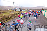 Large turn out for the Portmagee NS Fundraising 5/10 K Walk/ Run on Sunday.