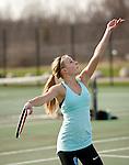 GR Christian Tennis Action - EGR