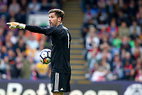 Ben Foster of West Brom during the EPL - Premier League match between Crystal Palace and West Bromwich Albion at Selhurst Park, London, England on 13 May 2018. Photo by Carlton Myrie / PRiME Media Images.