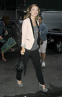 Olivia Wilde at Good Morning America studios in New York City. June 19, 2012. &copy; RW/MediaPunch Inc. Celebridades en Good Morning America NY<br /> NORTEPHOTO<br /> NORTEPHOTO