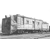 3/4 front view of Rotary OM.<br /> D&amp;RGW  Chama, NM  Taken by Hanft, Robert M. - 5/9/1951