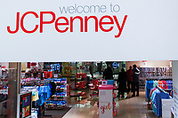 NEW YORK, NY - FEBRUARY 25:  Customers visit the JC Penney's headquarter on February 25, 2019 in Manhattan, New York. J.C. Penney (JCP) is expected to deliver a decline in earnings on lower revenues for the quarter ended.  (Photo by Eduardo Munoz Alvarez/VIEWpress)