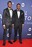 Chris Tucker and son Destin Tucker  attends the American Film Institute's 47th Life Achievement Award Gala Tribute To Denzel Washington at Dolby Theatre on June 6, 2019 in Hollywood, California