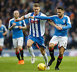 Mark O'Hara and Harry Forrester