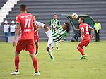 Patriotas y Nacional igualaron 2-2 en Tunja. Fecha 18 Liga Águila I-2016
