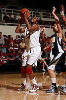 STANFORD, CA - NOVEMBER 8:  Nnemkadi Ogwumike of the Stanford Cardinal during Stanford's 107-55 win over the UCSD Toreros on November 8, 2009 at Maples Pavilion in Stanford, California.
