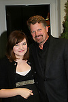 GL's Robert Newman and daughter Kendal at the 16th Annual Feast with Famous Faces to benefit the League for the Hard of Hearing on October 27, 2008 at Pier Sixty at Chelsea Piers, New York City, New York. (Photo by Sue Coflin/Max Photos)