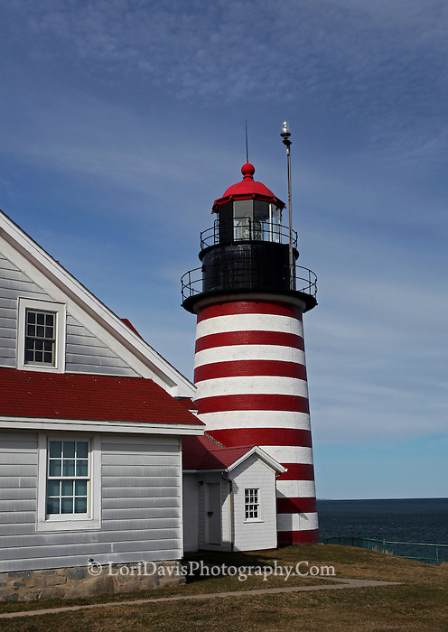 West Quoddy Head Light  #LH36