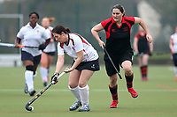 Havering HC Ladies 3rd XI vs Brentwood HC Ladies 3rd XI 24-03-18