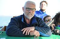 ZEILEN: TERHERNE: 2010, Skûtsje Gerben van Manen Heerenveen schipper Pieter Brouwer, Kampioen 2010, Zilveren skûtsje, ©foto Martin de Jong