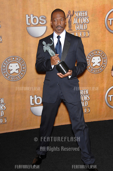 EDDIE MURPHY at the 13th Annual Screen Actors Guild Awards at the Shrine Auditorium..January 28, 2007  Los Angeles, CA.Picture: Paul Smith / Featureflash