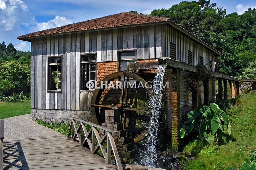 Casa da Erva-Mate em Bento Gonçalves. Rio Grande do Sul. 2005. Foto de Thais Falcão.