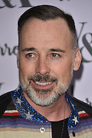 David Furnish at the V&amp;A&rsquo;s summer party at the Victoria and Albert Museum, London, England on June 22, 2016<br /> CAP/PL<br /> &copy;Phil Loftus/Capital Pictures /MediaPunch ***NORTH AND SOUTH AMERICAS ONLY***