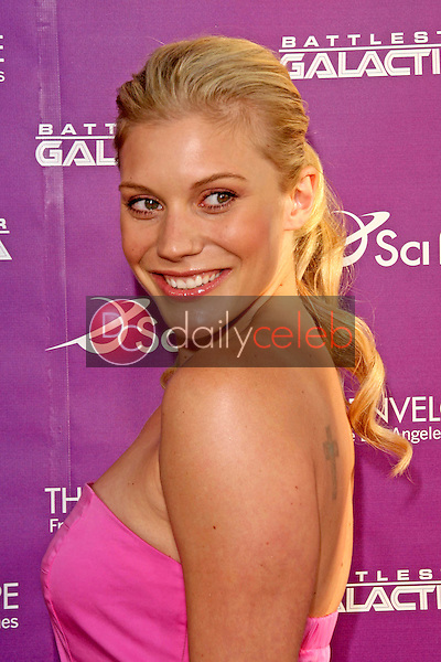 Katee Sackhoff<br />