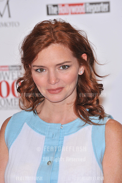 "Brigid Brannagh at The Hollywood Reporter's Annual ""Power100: Women in Entertainment"" breakfast at the Beverly Hills Hotel..December 5, 2008  Beverly Hills, CA.Picture: Paul Smith / Featureflash"