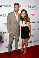 Justin Hartley &amp; Chrishell Stause at the BAFTA Los Angeles BBC America TV Tea Party 2017 at The Beverly Hilton Hotel, Beverly Hills, USA 16 September  2017<br /> Picture: Paul Smith/Featureflash/SilverHub 0208 004 5359 sales@silverhubmedia.com