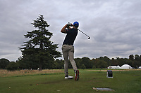 Andrea Pavan (ITA) on the 9th tee during Round 1 of the Bridgestone Challenge 2017 at the Luton Hoo Hotel Golf &amp; Spa, Luton, Bedfordshire, England. 07/09/2017<br /> Picture: Golffile | Thos Caffrey<br /> <br /> <br /> All photo usage must carry mandatory copyright credit     (&copy; Golffile | Thos Caffrey)
