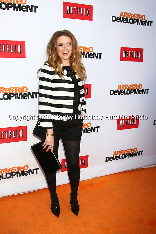"""LOS ANGELES - APR 29:  Natasha Lyonne arrives at the """"Arrested Development"""" Los Angeles Premiere at the Chinese Theater on April 29, 2013 in Los Angeles, CA"""