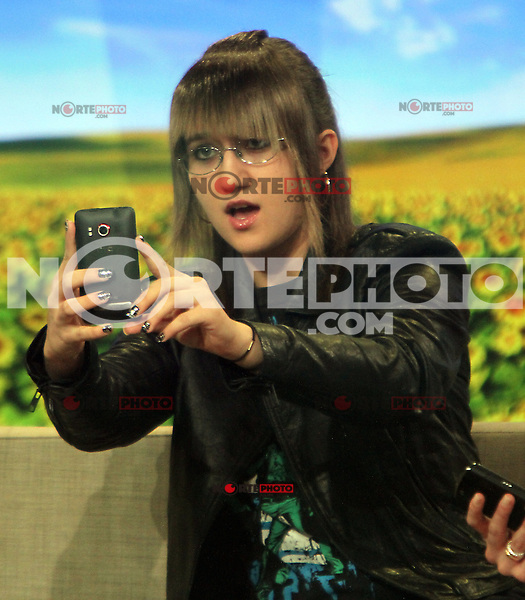 May 04, 2012 Sarah the Star Stalker interviewed on Good Morning America in New York City. Credit: RW/MediaPunch Inc.