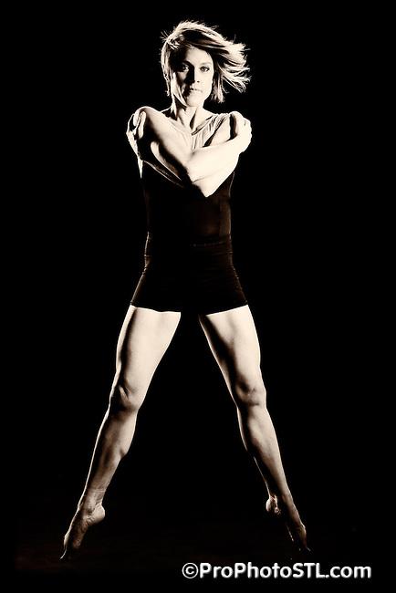 Ashleyliane Dance Company studio session