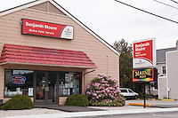 A Benjamin Moore store is pictured in South Portland, Maine, Sunday June 16, 2013.