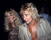 1978 FILE PHOTO<br /> New York, NY<br /> Alana & Rod Stewart at Studio 54<br /> Photo by Adam Scull-PHOTOlink.net