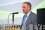 Michael McMahon at the Tralee Chamber Alliance meeting at the Brandon Hotel on Tuesday.