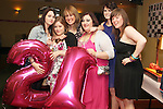 Eleanor McKenna with friends at her 21st in The Star and Crescent...Picture Jenny Matthews/Newsfile.ie