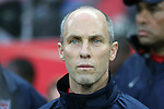 28 May 2008: U.S. head coach Bob Bradley. The England Men's National Team defeated the United States Men's National Team 2-0 at Wembley Stadium in London, England in an international friendly soccer match.