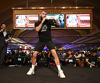 7/17/19: Las Vegas - Media Workout - PBC on Fox Sports Pay-Per-View