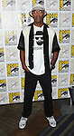 Samuel L. Jackson arriving at the Kingsman Secret Service Panel at Comic-Con 2014  at the Hilton Bayfront Hotel in San Diego, Ca. July 25, 2014.