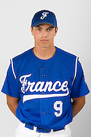 15 Aug 2007: Yann Dal Zotto - Team France Baseball