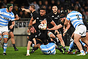 9th September 2017, Yarrow Stadium, New Plymouth. New Zealand; Supersport Rugby Championship, New Zealand versus Argentina; Luke Romano