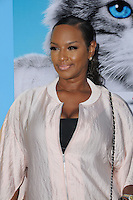 """01 August 2016 - Hollywood, California. Jackie Christie. World premiere of """"Nine Lives"""" held at the TCL Chinese Theatre. Photo Credit: Birdie Thompson/AdMedia"""