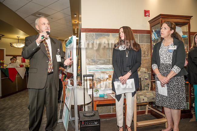 Sutter Amador Hospital annual reception to honor donors to the Sutter Amador Foundation<br /> <br /> Welcome with Marv Hampton, Chair, SAH Foundation<br /> <br /> Anne Platte, Jody Boetzer &amp; Rebecca Tracy, <br /> <br /> Dr. David Beffa, MD, Nancy Leland, Rayda Ward, RN, Tim Simmons,