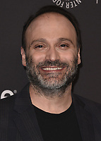 """HOLLYWOOD, CA - MARCH 21:  Executive Producer Steven Molaro at PaleyFest 2018 - """"Young Sheldon"""" at the Dolby Theatre on March 21, 2018 in Hollywood, California. (Photo by Scott KirklandPictureGroup)"""