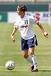 27 June 2004: Marinette Pichon. The Philadelphia Charge defeated the San Jose CyberRays 2-0 at the Home Depot Center in Carson, CA in Womens United Soccer Association soccer game featuring guest players from other teams.