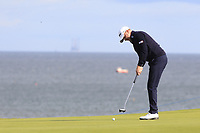 Richard McEvoy (ENG) during Round 3 of the Alfred Dunhill Links Championship 2019 at Kingbarns Golf CLub, Fife, Scotland. 28/09/2019.<br /> Picture Thos Caffrey / Golffile.ie<br /> <br /> All photo usage must carry mandatory copyright credit (© Golffile | Thos Caffrey)