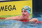 Amelia Glover, AON Swimming New Zealand National Age Group Swimming Championships, National Aquatic Centre, Auckland, New Zealand, Saturday 21 April 2018. Photo: David Rowland/www.bwmedia.co.nz
