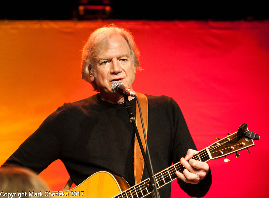Justin Hayward of the Moody Blues.