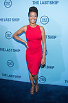 WASHINGTON, DC - JUNE 4: Actress Christina Elmore attends The Last Ship premiere screening, a partnership between TNT and the U.S. Navy on June 4, 2014 in Washington, D.C. Photo Credit: Morris Melvin / Retna Ltd.