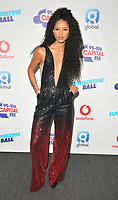 Vick Hope at the Capital FM Summertime Ball 2018, Wembley Stadium, Wembley Park, London, England, UK, on Saturday 09 June 2018.<br /> CAP/CAN<br /> &copy;CAN/Capital Pictures