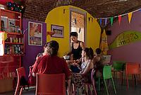 Servizio caffetteria. Cascina Roccafranca. Torino