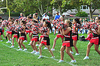 PJFL Jamboree at the Pleasanton Sports Park Saturday August 27, 2016. (Photo by AGP Photography)